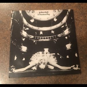 Other - Jethro Tull A Passion Play Vinyl LP Album